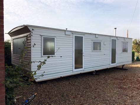 Static Caravan Mobile Home 28 X 10ft Excellent Condition