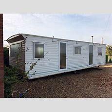Static Caravan Mobile Home 28 X 10ft Excellent Condition