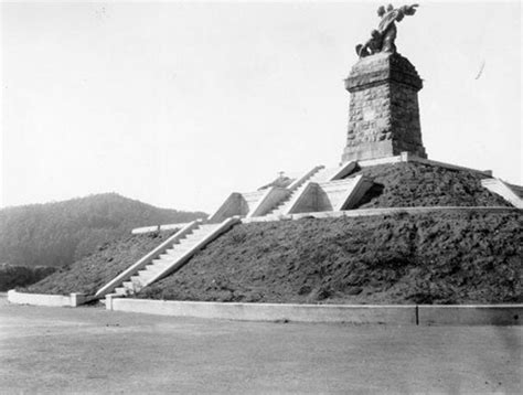 The Secret History Behind Sf's Mount Olympus Statue