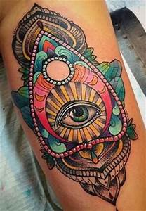 These colors are gorgeous what an awesome piece | Tattoos ...