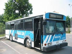 Ride On Gillig Phantom Buses
