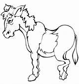 Donkey Coloring Printable Esel Farm Sheet Animal Ausmalbild Popular Ausmalbilder Coloringhome Sheets sketch template