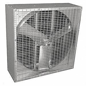 dayton 115 230v assembled direct drive agricultural With agricultural exhaust fans