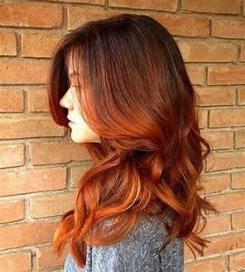 Ombré Hair Auburn : 21 trendy hair colors for women to try styles weekly ~ Dode.kayakingforconservation.com Idées de Décoration