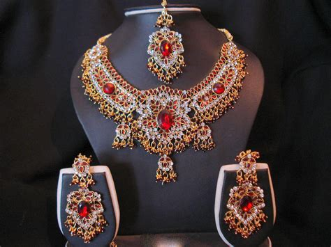 Wedding Jewelry Indian : Stylish Indian Jewelry Designs For 2012
