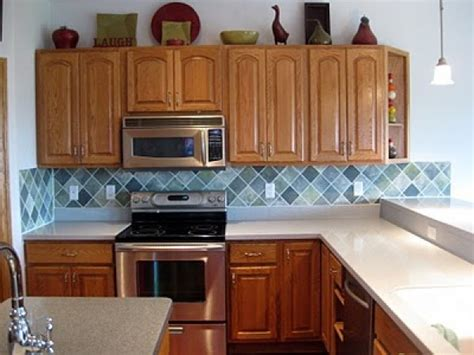 painting kitchen tile backsplash remodelaholic faux painted tile backsplash