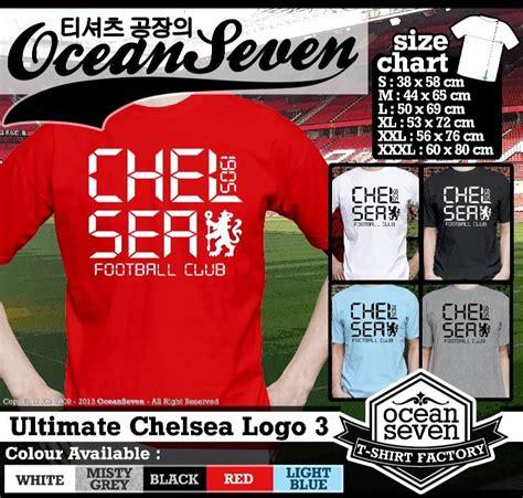 kaos bola chelsea 1 kaos chelsea chelsea t shirt