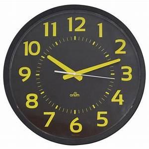 Horloge Murale Silencieuse : horloge ronde tous les fournisseurs de horloge ronde ~ Melissatoandfro.com Idées de Décoration