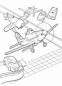 Free Coloring Pages Of Dusty Crophopper