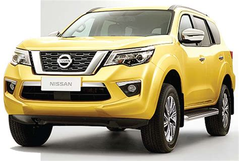 Nissan Terra Picture by Nissan To Launch All New Terra Soon 187 Manila Bulletin Newsbit