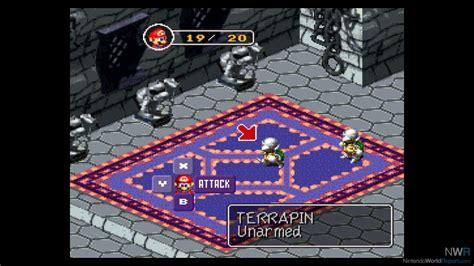 Super Mario Rpg Legend Of The Seven Stars Game