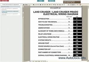 Toyota Land Cruiser Prado 120 Service Manual Rus Repair Manual Order  U0026 Download