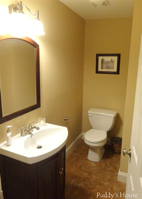 our basement retreat � puddys house