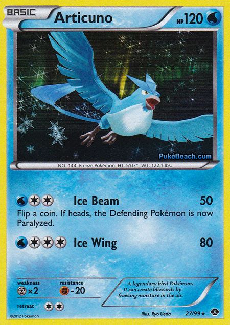 Check spelling or type a new query. Articuno -- Next Destinies Set Pokemon Card Review   PrimetimePokemon's Blog