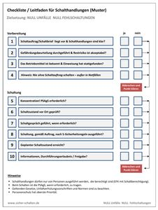 formulare und checklisten fuer ihre betriebspraxis