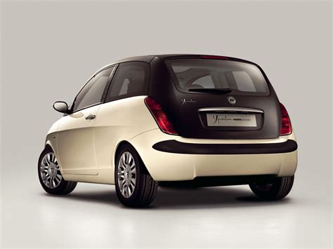 Lancia Ypsilon #4 - high quality Lancia Ypsilon pictures ...