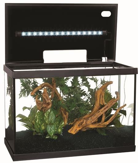 marina lux led aquarium kit