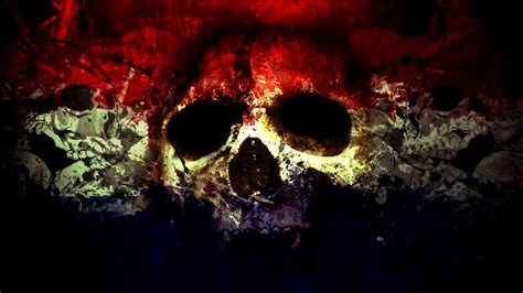 Skeleton Animated Wallpaper - skulls wallpapers hd