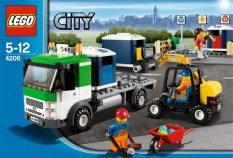 Free Lego City Building Instructions