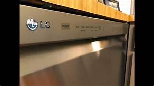 Lg Ldf5545st Dishwasher Review