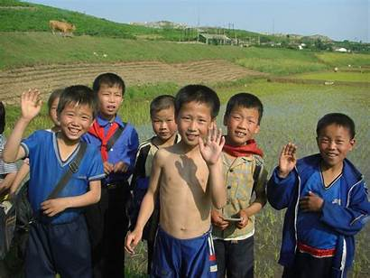 North Children Korean Korea Koreans Famine Starving