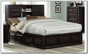 King Size Bed Frame with Storage Ideas — Optimizing Home