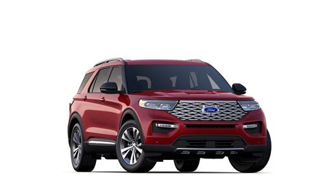 2020 Ford Explorer Xlt Price by 2020 Ford Explorer Xlt Features Specs And Price Carbuzz