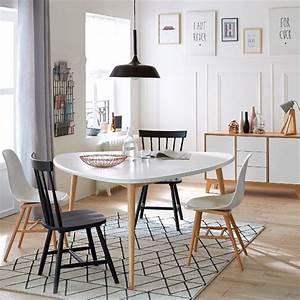1000 idees a propos de tables de salle a manger sur With salle À manger contemporaine avec coussin style scandinave pas cher