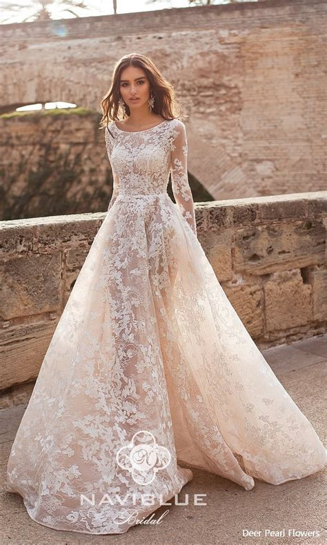 naviblue  wedding dresses dolly collection deer