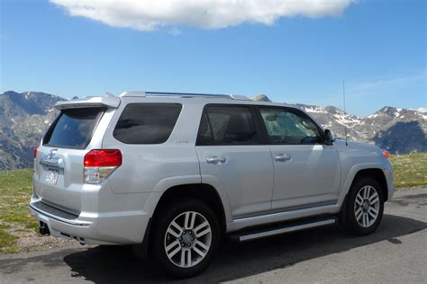 toyota 4wd 2013 toyota 4runner limited 4wd northern colorado gazette