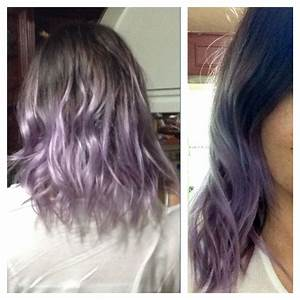 I use the ombre hairstyle since 2010 in all colors and ...