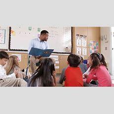 Teacher Reading Kids A Story In An Elementary School Class Stock Video Footage  Storyblocks Video