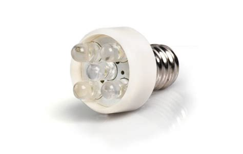 T7 Bulb W/ 5 Leds And Candelabra