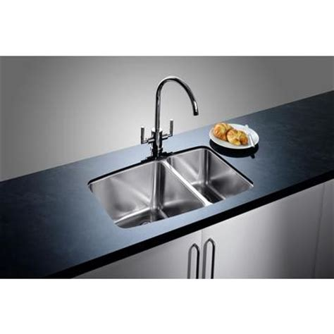 blanco performa compact u 1 5 stainless steel one and