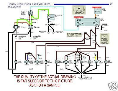 Camaro Full Color Wiring Diagrams With Electrical