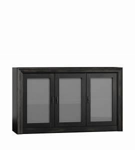 Sideboard Mit Glastüren : wohnzimmerschrank mit glast ren modern collection massiv aus holz ~ Markanthonyermac.com Haus und Dekorationen