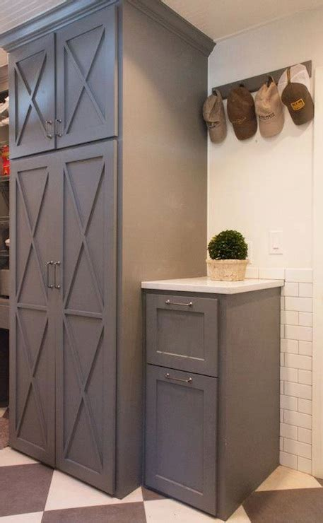 Mudroom Off Kitchen Design Ideas