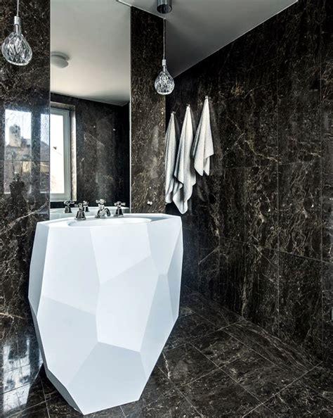 corian modern luxury kitchen  marble iostudio