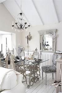 sala da pranzo shabby nouveau - Arredamento Shabby