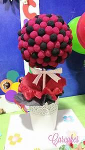 Deco Bonbon Anniversaire : pin de m nica argall en arreglos anniversaire deco bonbon y bonbon ~ Melissatoandfro.com Idées de Décoration