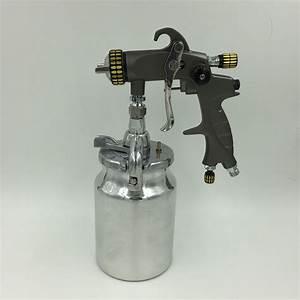 Pistolet Peinture Gravité Hvlp : hvlp pistolet peinture promotion achetez des hvlp ~ Premium-room.com Idées de Décoration