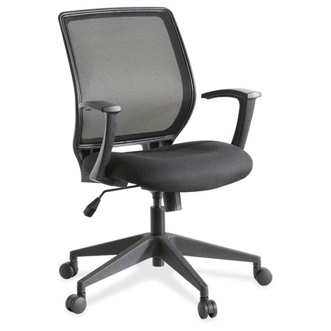 product llr84868 lorell executive mid back work chair