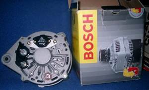 Brand New Bosch Cosworth Alternator