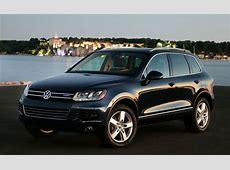 2013 Volkswagen Touareg Hybrid Review