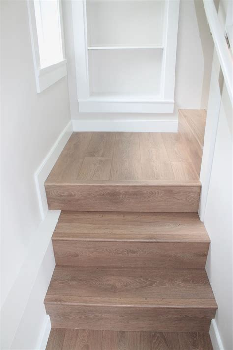 Laminate Staircase Installation   new condo   Pinterest