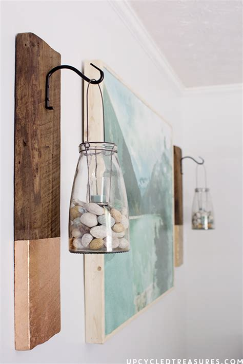 how to make a hanging l anthro inspired rustic wall hangings copycat crafts