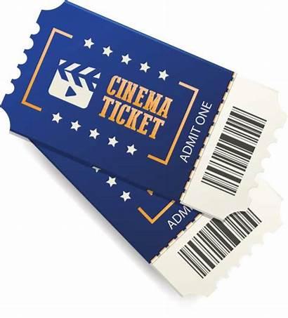 Ticket Vector Clip Cinema Tickets Illustrations Similar