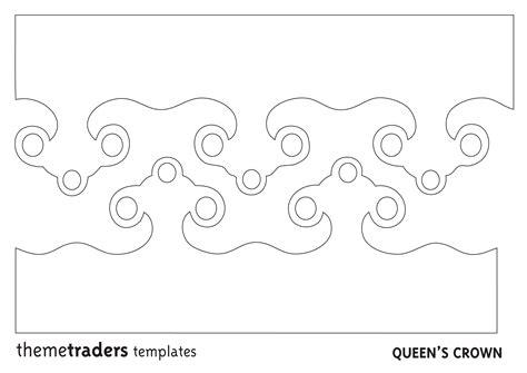 crown template   clip art  clip art