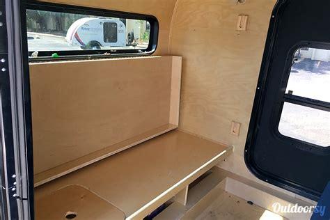 teardrop cer interior 2017 colorado teardrop mount trailer rental in