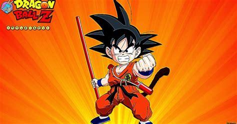 Young Goku Hd Wallpaper Best Wallpapers